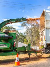 Blue mountains Tree Chipping and Mulching